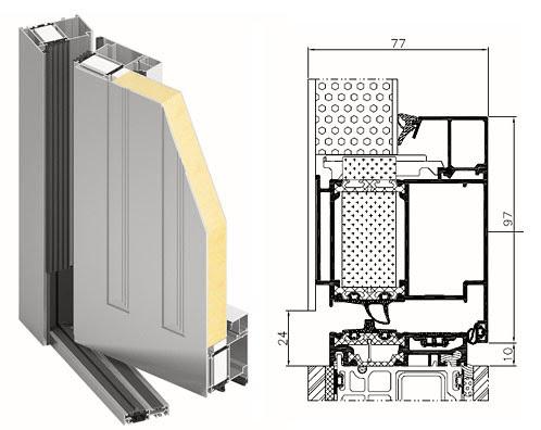 okna szczecin ms drzwi aluminiowe